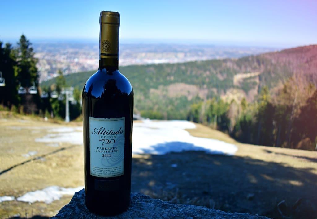 wina z Izraela. Barkan Altitude 720, Izrael