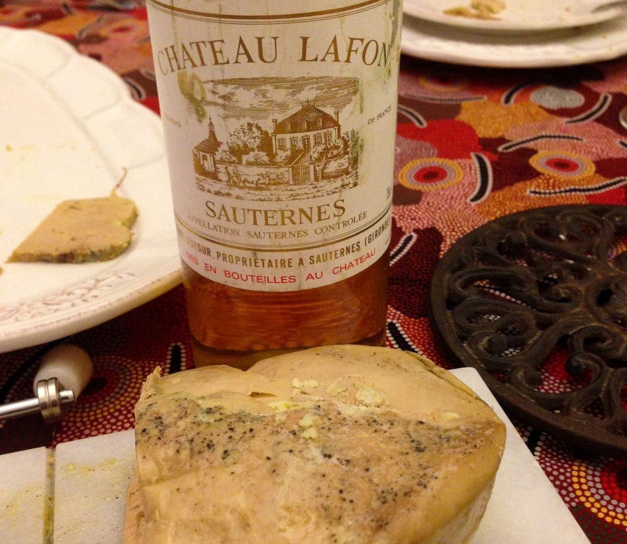Wino i jedzenie - Sauternes i ser pleśniowy