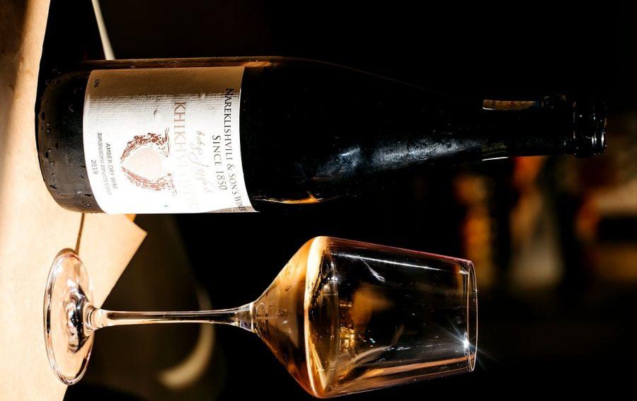 Dobre wina z Gruzji - Nareklishvili