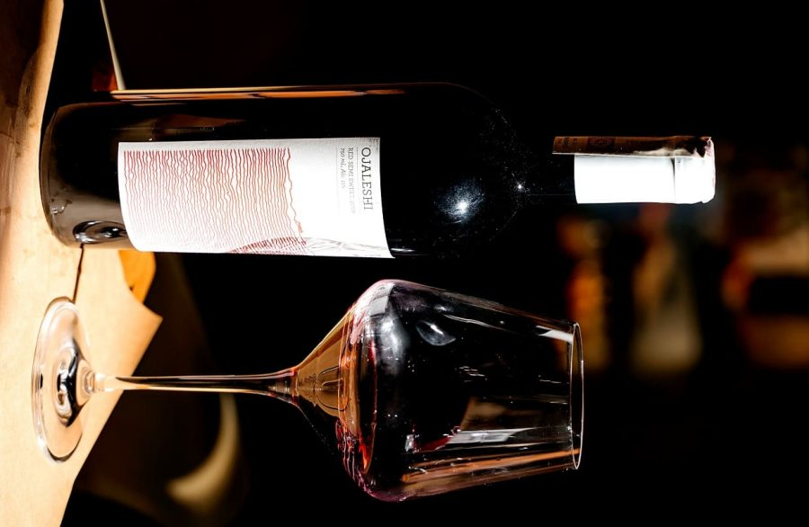 Dobre wina z Gruzji - Ojaleshi