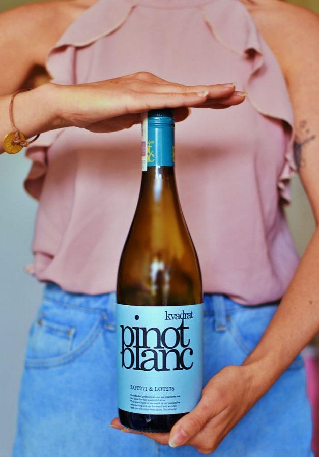 Kvadrat - Pinot Blanc