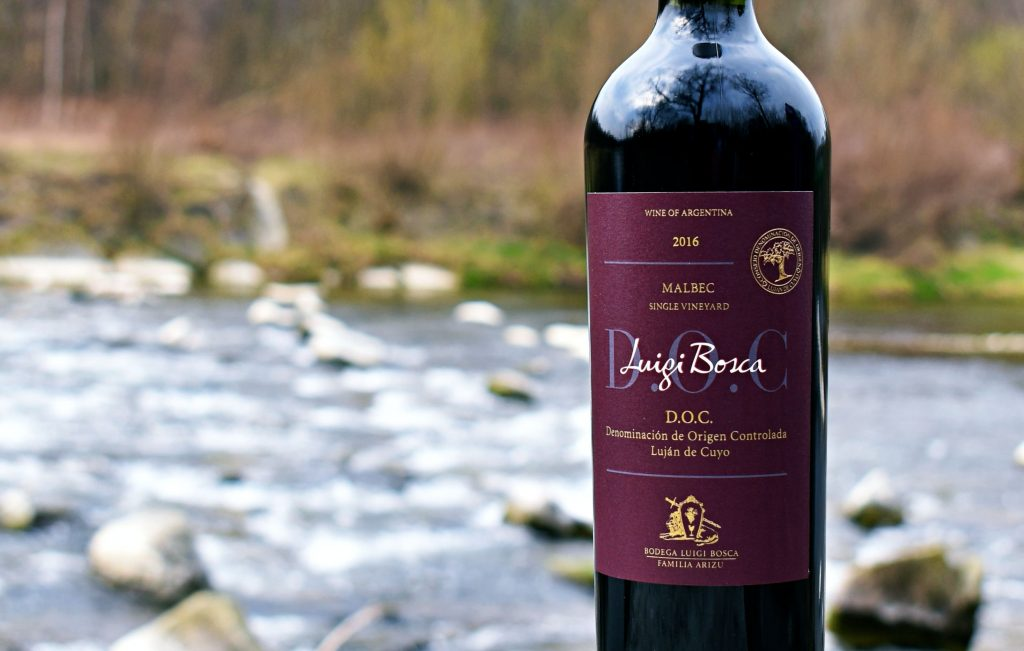 Lujan de Cuyo wino Luigi Bosca