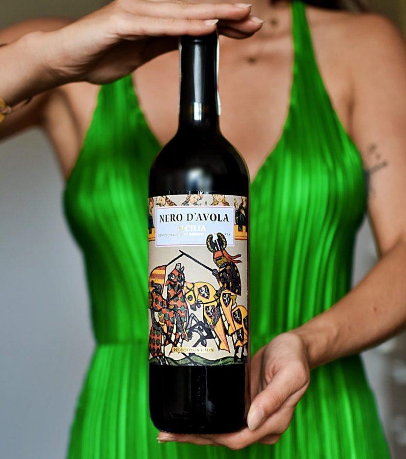Wina z Biedronki Makłowicz poleca - Nero d'apola