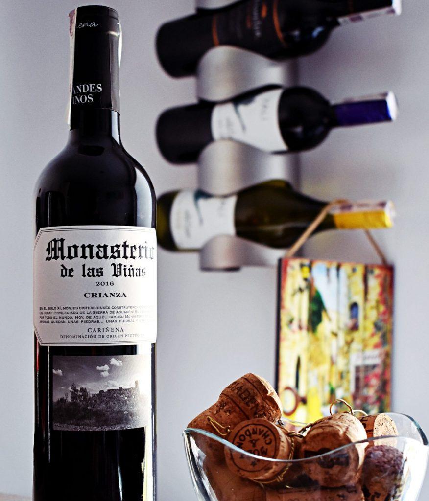 Monasterio, wino z Biedronki
