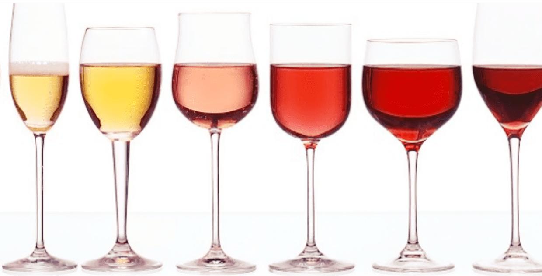 Poznaj swoje wino - kolory