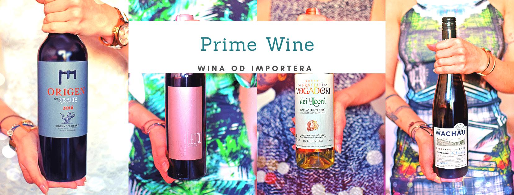 Prime Wine - wina od importera