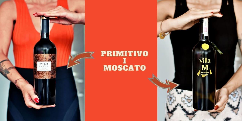 Primitivo i moscato winez.pl