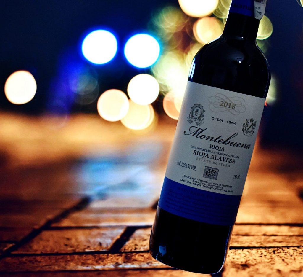 Rioja Alavesa, wino z Biedronki