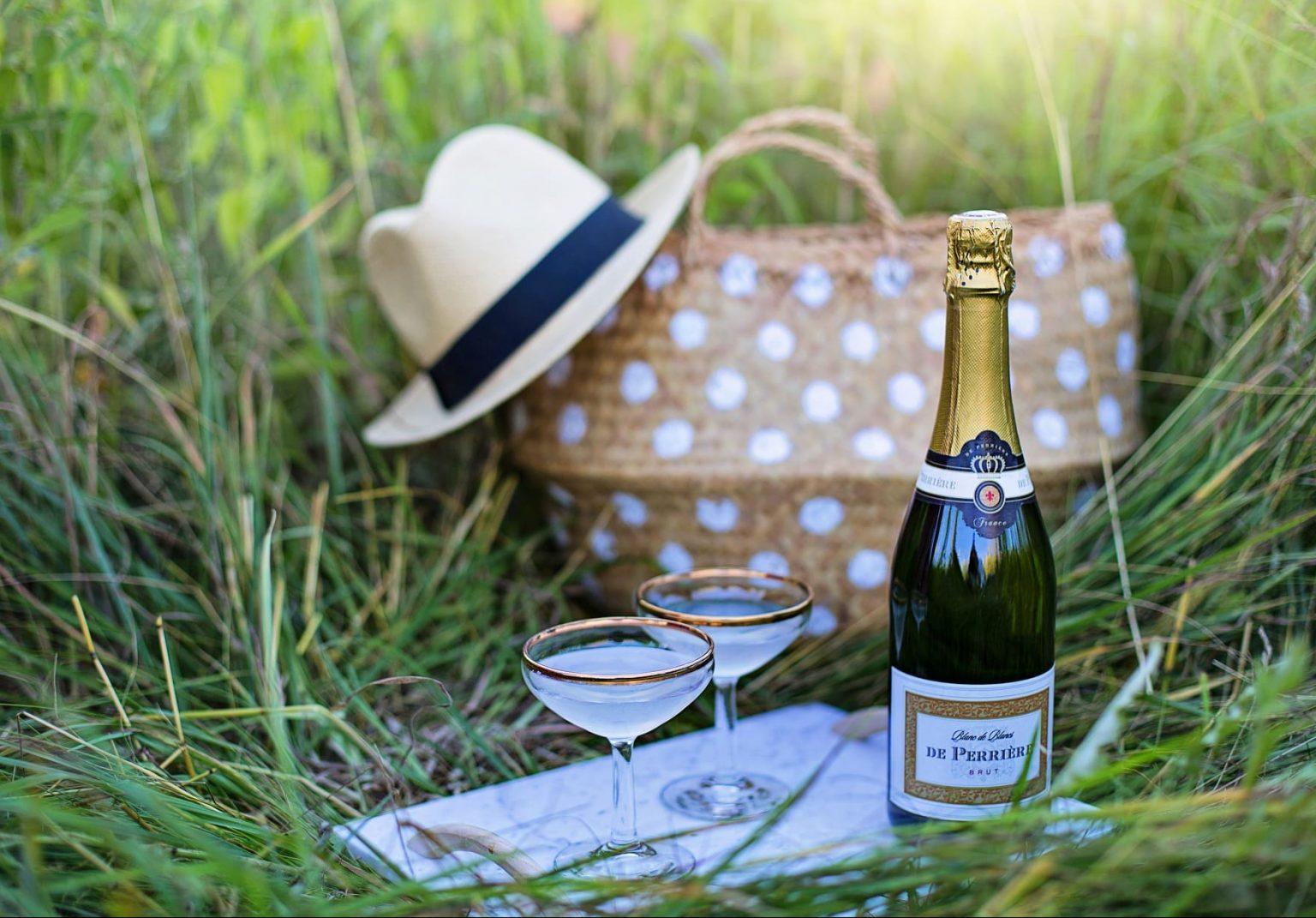 Wina na lato - wino musujące