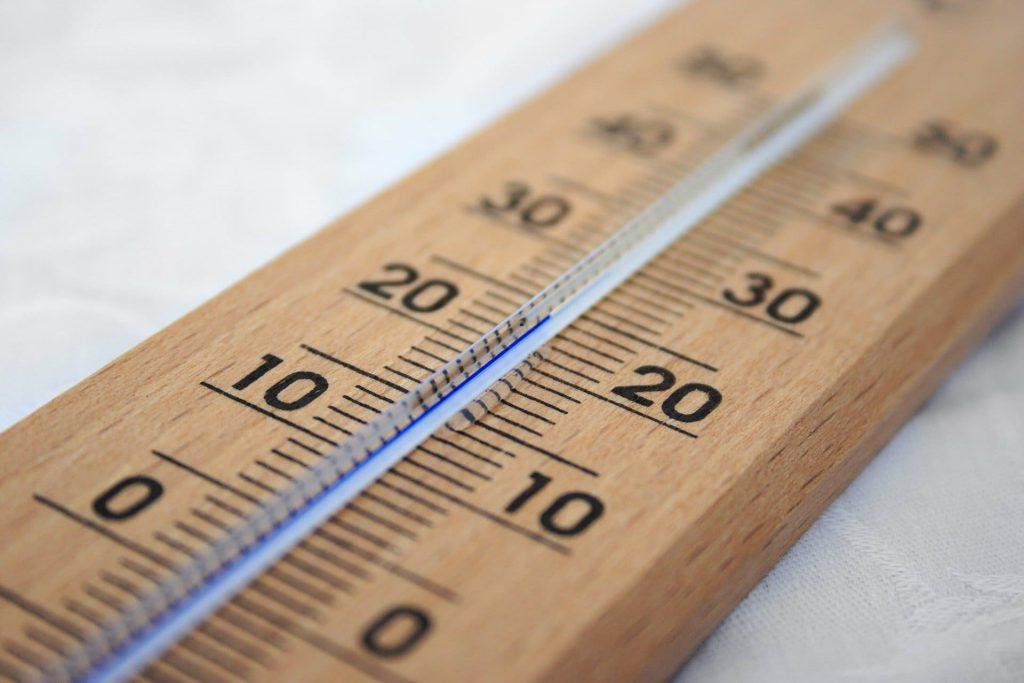 Termometr do pomiaru temperatury