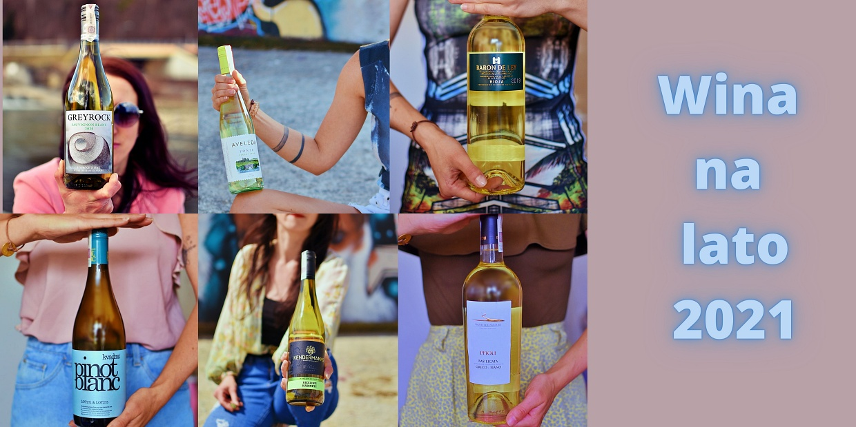 Wina na lato - nagłówek