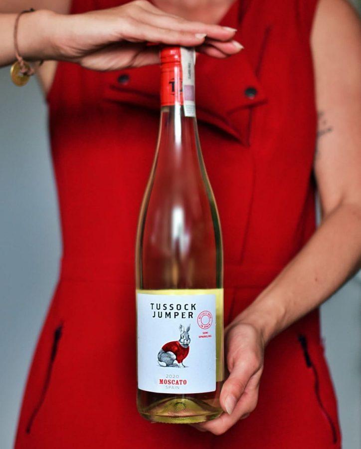 Wina z biedronki - moscato