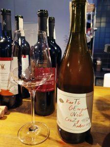 Wina z qvevri