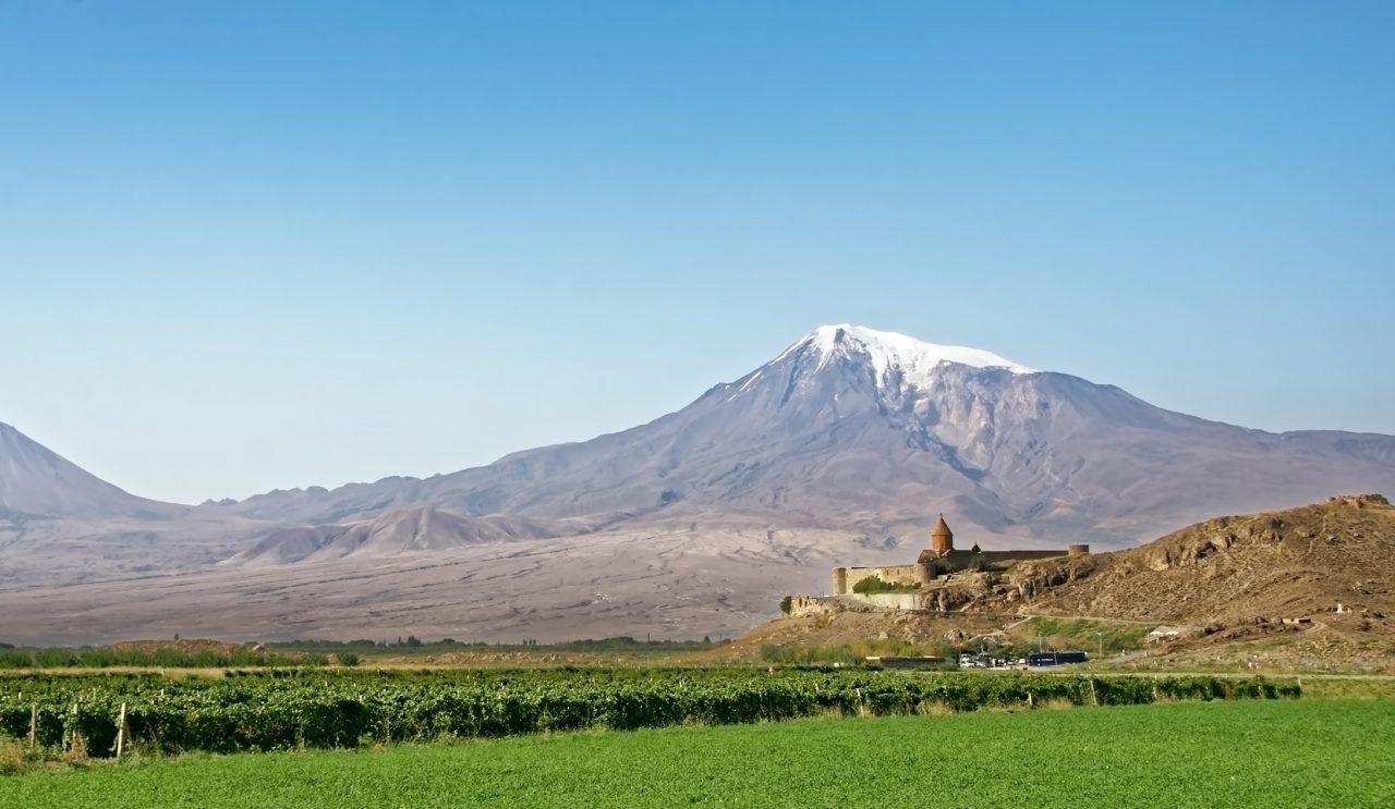 Winnice w Armenii