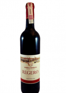 Wino Regero, winnica Świdnicka
