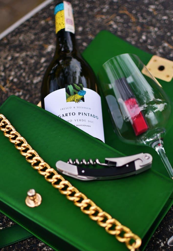 Wino na lato - vinho verde