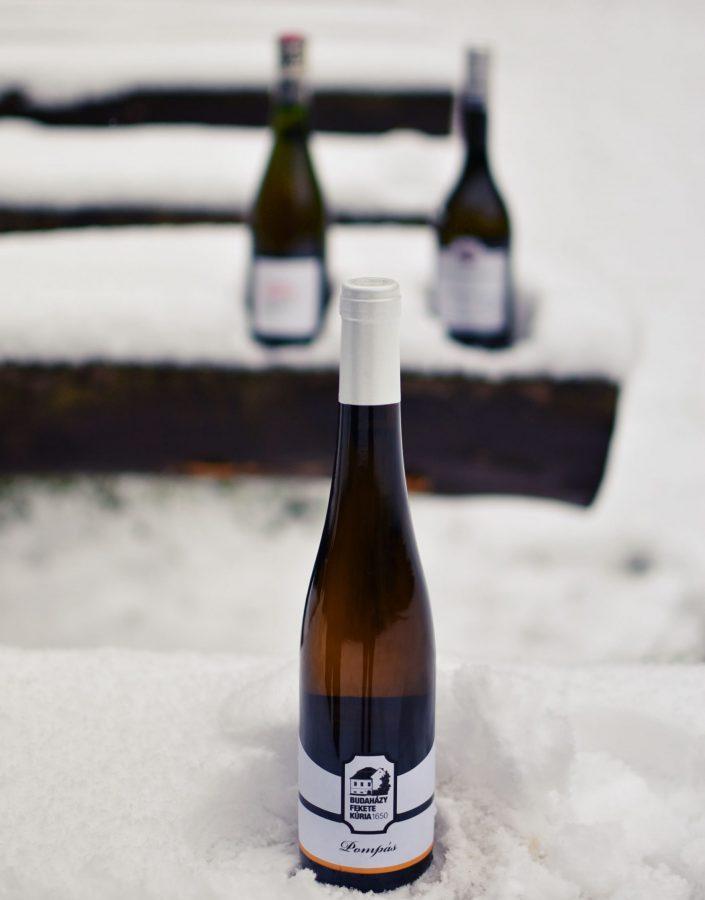 Wino na wigilię, Late harvest