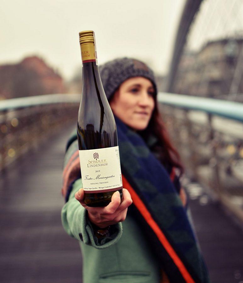Wino na wigilię, Riesling