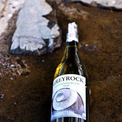 Wino z Biedronki - Grey Rock