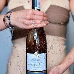 _ Wino z Biedronki Riesling