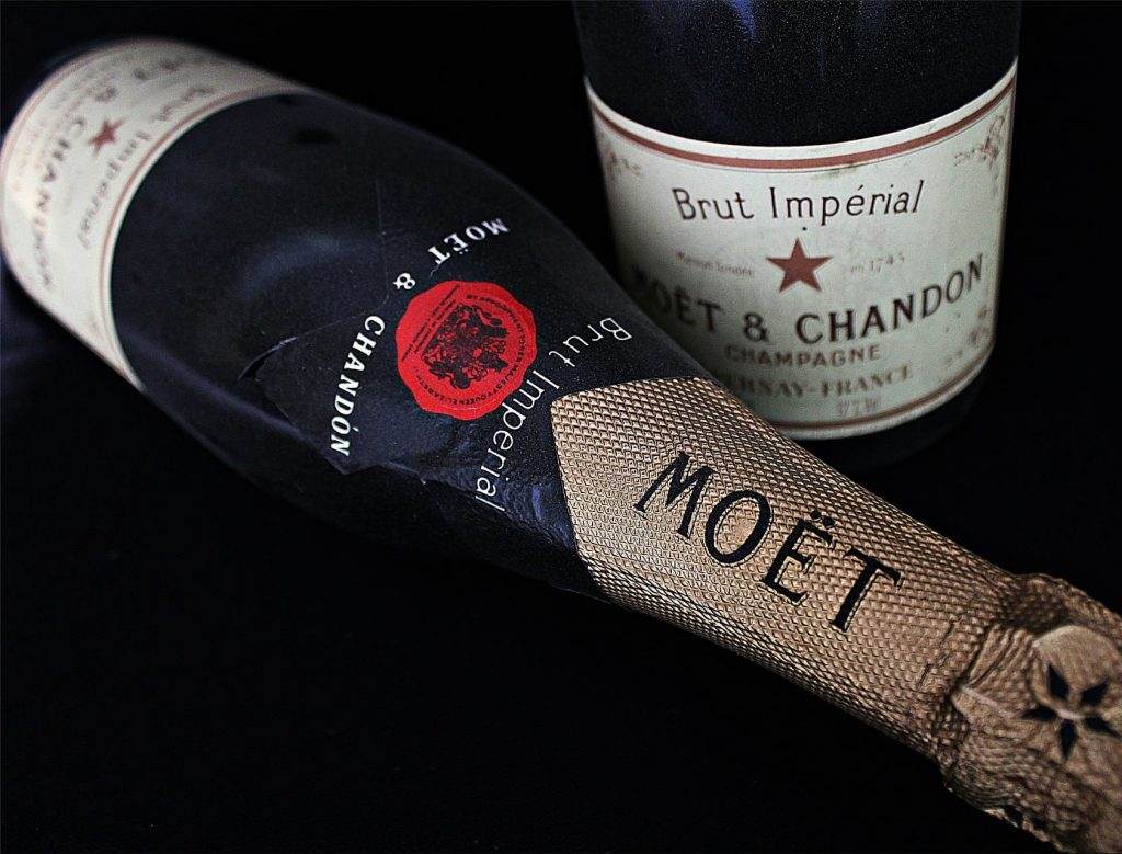Szampan, Champagne Moet & Chandon