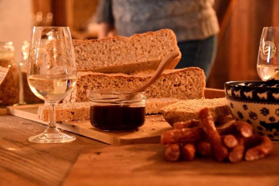 Warsztaty wino i chleb